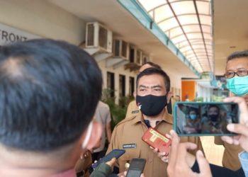 Wali Kota Cirebon, Drs. H. Nashrudin Azis, SH.(Foto : yohanes/dara.co.id)