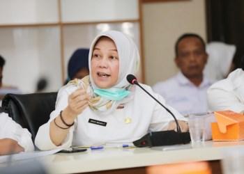 Kepala Dinkes Kabupaten Bandung, Grace Mediana Purnami