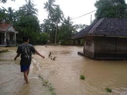 Ilustrasi banjir Cianjur Selatan (Foto : dok/dara.co.id)
