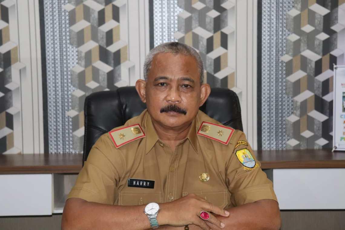 Kepala Dinas Komunikasi dan Informatika (Kominfo) Kabupaten Cirebon,  Harry Safari