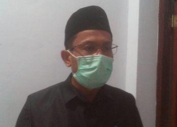 Wakil Bupati Garut. dr Helmi Budiman