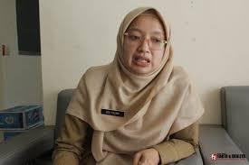 Sekretaris Dinas Kesehatan (Dinkes) Kabupaten Garut, dr Leli Yuliani.