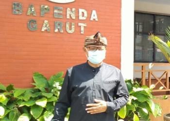 Plt Kepala Bapenda Kabupaten Garut, Yusep Sulaeman