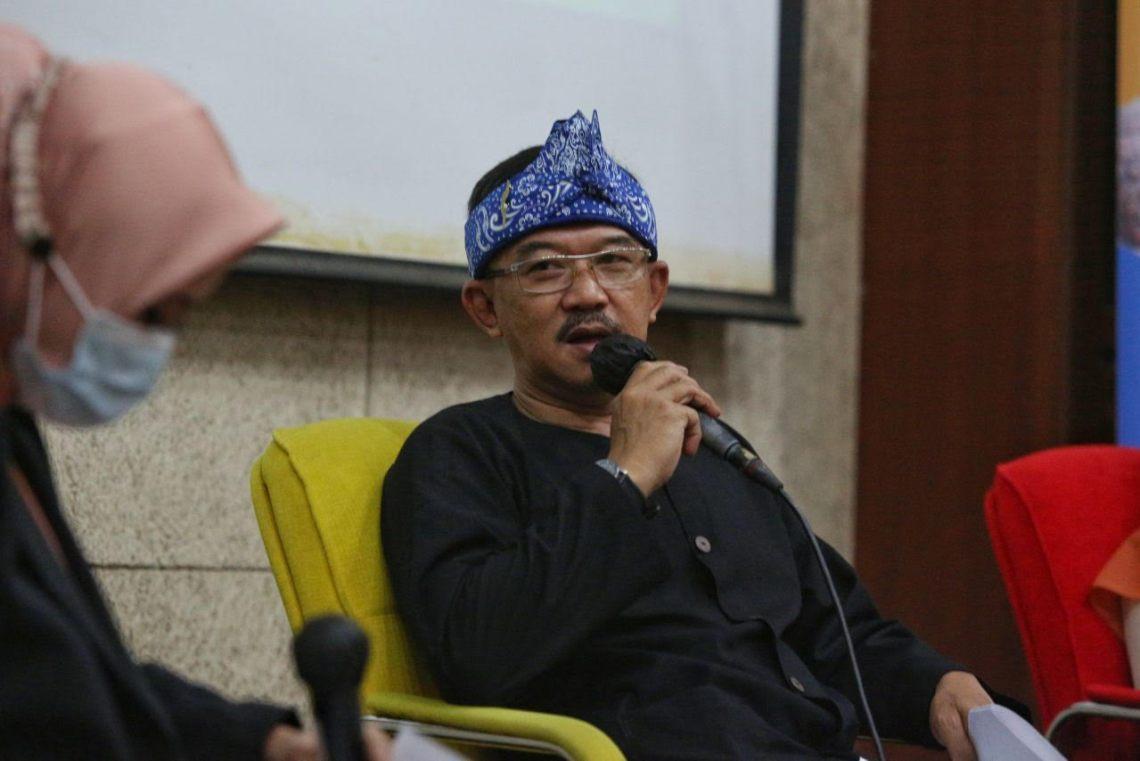 Kepala Bidang Usaha Mikro, Kecil, Menengah Dinas UMKM Kota Bandung Eri Nurjaman
