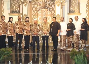 Model batik Caruban (Foto: Istimewa)