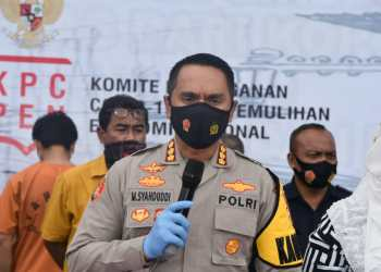 Kapolresta Cirebon, Kombes Pol M. Syahduddi, S.I.K, M.Si (Foto: Bambang Setiawan/dara.co.id)