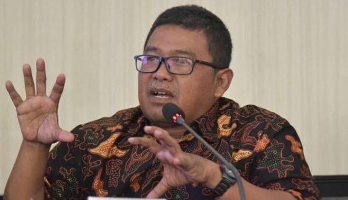 Sekretaris Komisi I DPRD Provinsi Jawa Barat, Sadar Muslihat