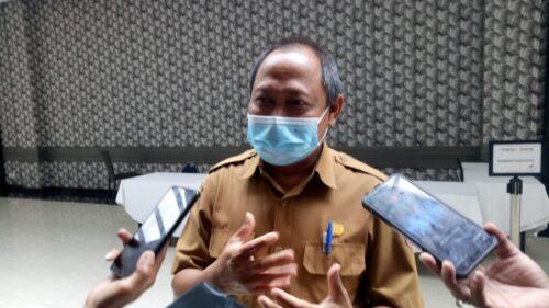 Kepala Dinas Kesehatan Kabupaten Garut, dr. Maskut Faridz
