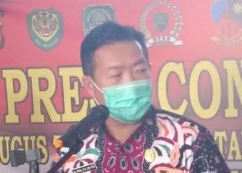 Kepala Bidang P2P Dinas Kesehatan Kabupaten Subang, dr. Maxi