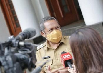 Wakil Ketua Tim Gugus Tugas Percepatan Penanganan Covid-19 Kota Bandung Yana Mulyana