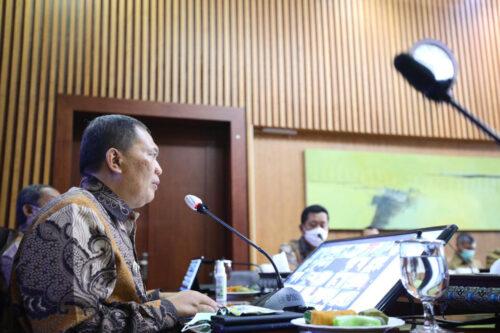 Wali Kota Bandung meminta warga tidak merayakan tahun bari (Foto: Avila/dara.co.id)
