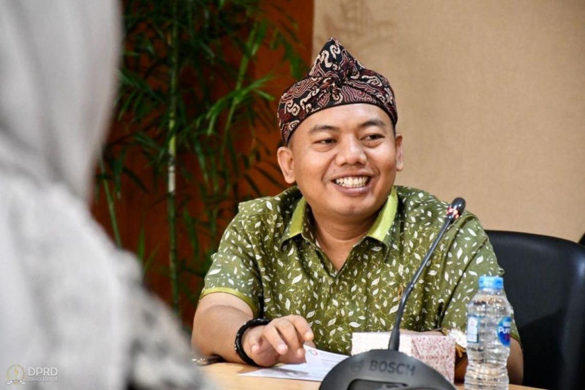Ketua Komisi II DPRD Provinsi Jawa Barat Rahmat Djati (Ist)