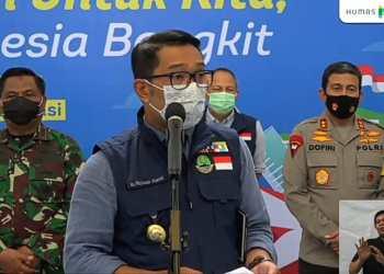 Gubernur Jawa Barat, Ridwan Kamil,