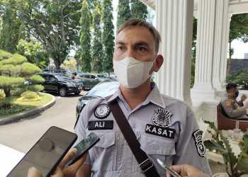 Kepala Satuan Reserse Narkoba Polres Cianjur, AKP Ali Jupri