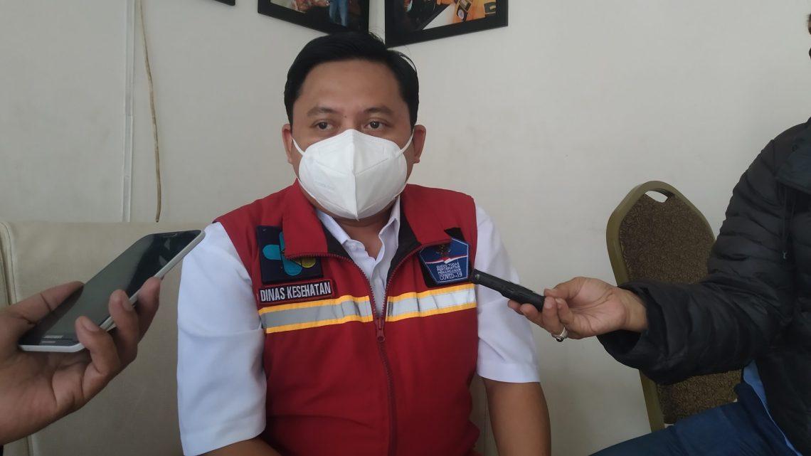 Plt Kepala Dinas Kesehatan Cianjur, dr Irfan Nur Fauzi