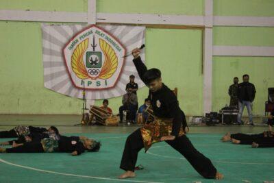 -IPSI Garut menggelar event dalam seleksi atlet pencak silat untuk Porda (Pekan Olahraga Daerah) Jawa Barat (Foto: Istimewa)