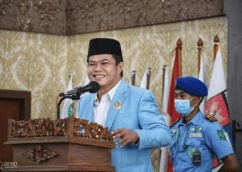 Wakil Ketua DPRD Provinsi Jawa Barat H. Oleh Soleh (Foto: Humas DPRD Jabar/ Zulkifli Reza)