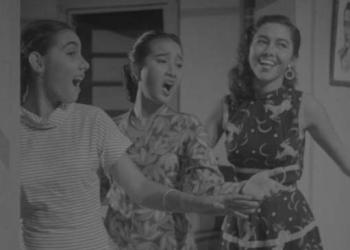 Film Tiga Dara karya Usmar Ismail (Foto: screenshot suara.com)