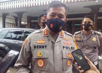 Kapolres Garut, AKBP Adi Benny Cahyono