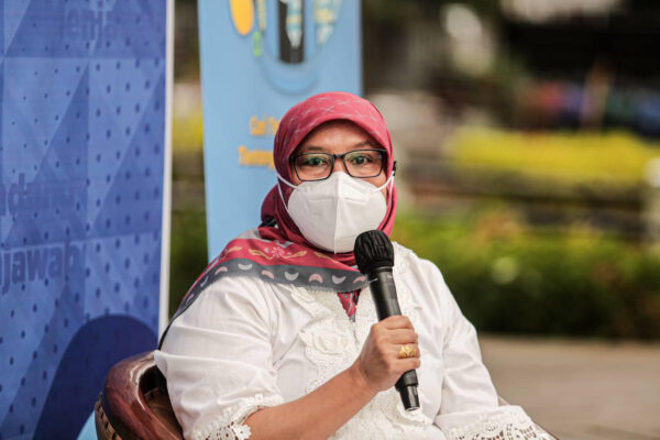 Sekretaris Dinas Pemberdayaan Perempuan dan Perlindungan Anak Irma Nuryani (Foto: Istimewa)