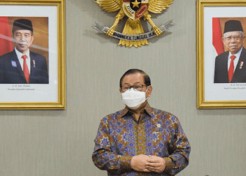 Seskab Pramono Anung (Foto: Humas Setkab/Agung)