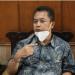 Komisi V DPRD Provinsi Jawa Barat Saat Rapat Kerja Dengan KCD Pendidikan III Provinsi Jawa Barat di SMAN 1 Kota Depok. Kamis, (20/5/21) (Foto: Ghia/ Humas DPRD Jabar)
