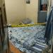 Kamar yang menjadi saksi suami bunuh istri di Batam (Foto: Dicky Sigit Rakasiwi/iNews)