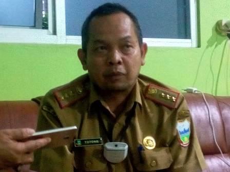 Kepala Dinas Pendidikan (Kadisdik) Kabupaten Garut, Totong, S.Pd, M.Si