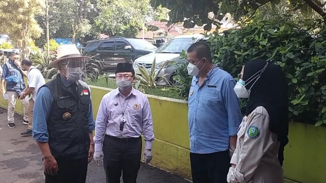 Gubernur Jawa Barat, Ridwan Kamil saat berada di Cianjur (Foto: Purwanda/dara.co.id)