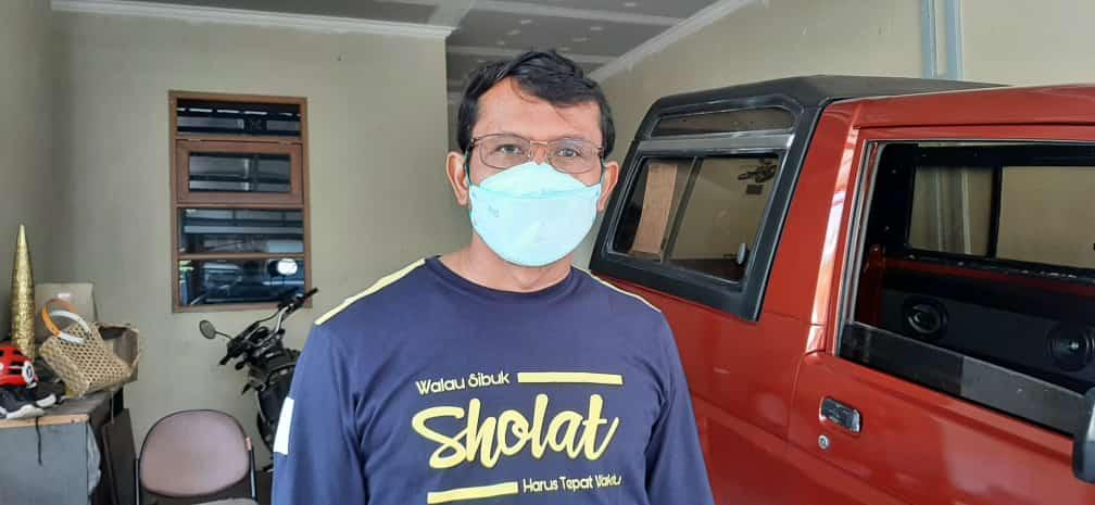 Wakil Bupati Garut, dr Helmi Budiman