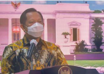 Mendagri Tito Karnavian (Foto: Dokumentasi Humas Setkab)