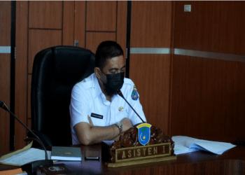 Asisten I Setda OKI, Drs H Antonius Leonardo (Foto: Istimewa)