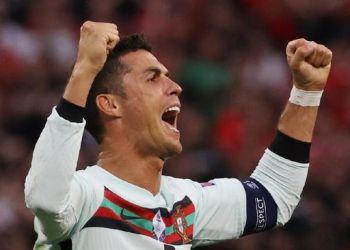 Cristiano Ronaldo (Foto: CNNIndonesia)
