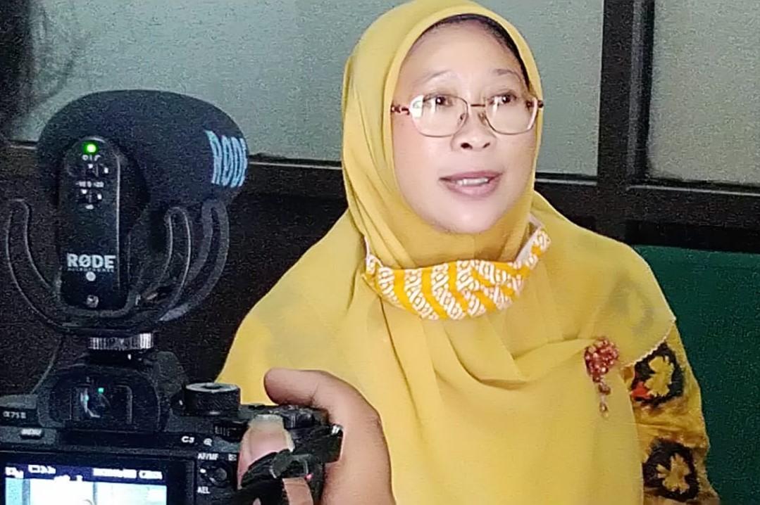 Sekretaris Dinsos Kabupaten Garut, Kuraesin.