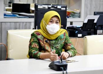 Anggota DPRD Provinsi Jawa Barat Daerah Pemilihan Jabar XII (Kabupate/Kota Cirebon dan Indramayu) Yuningsih (Foto: dprdjabar)