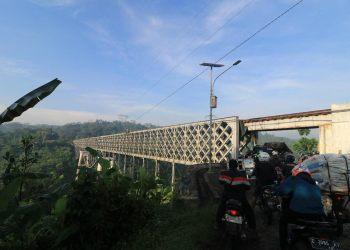 Jembatan Cirahong (Foto: Istimewa)