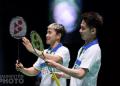 Kevin Sanjaya dan Marcus Gideon ditargetkan meraih emas di Olimpiade Tokyo 2020. (Foto/PBSI)