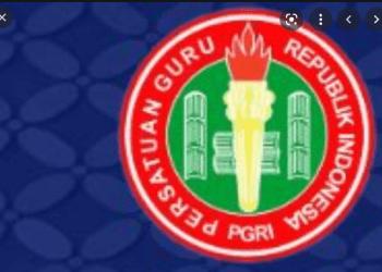 Ilustrasi logo PGRI (Foto: didikpos.com)