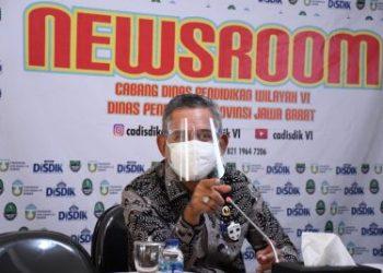 Wakil Ketua DPRD Provinsi Jawa Barat Achmad Ru'yat (Foto: BBcom)