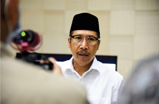 Kepala Dinas Pariwisata dan Kebudayaan (Disparbud) Jawa Barat, Dedi Taufik (Foto: Dok/dara.co.id)