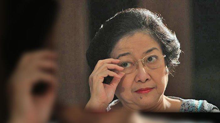 Ketum PDI Perjuangan, Megawati Soekarnoputri (Foto: Tribunnews)