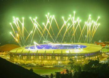 Pekan Olahraga Nasional (PON) XX 2021 di Provinsi Papua telah berakhir setelah dipertandingkan selama 24 hari, terhitung sejak 22 September 2021. Kontingen Jawa Barat keluar sebagai Juara Umum. (Foto: PB PON XX Papua)