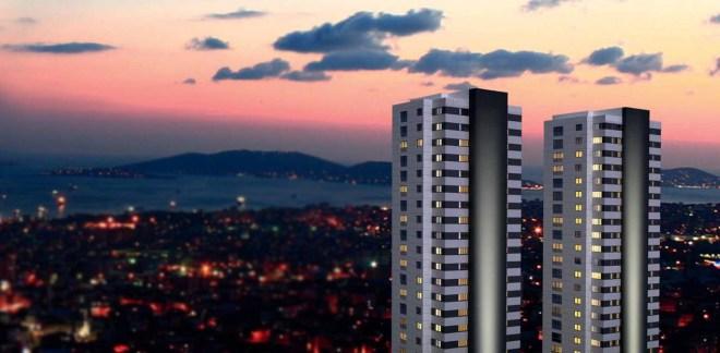 شقق للبيع في إسطنبول الآسيوية موقع استراتيجي فائق الأهمية