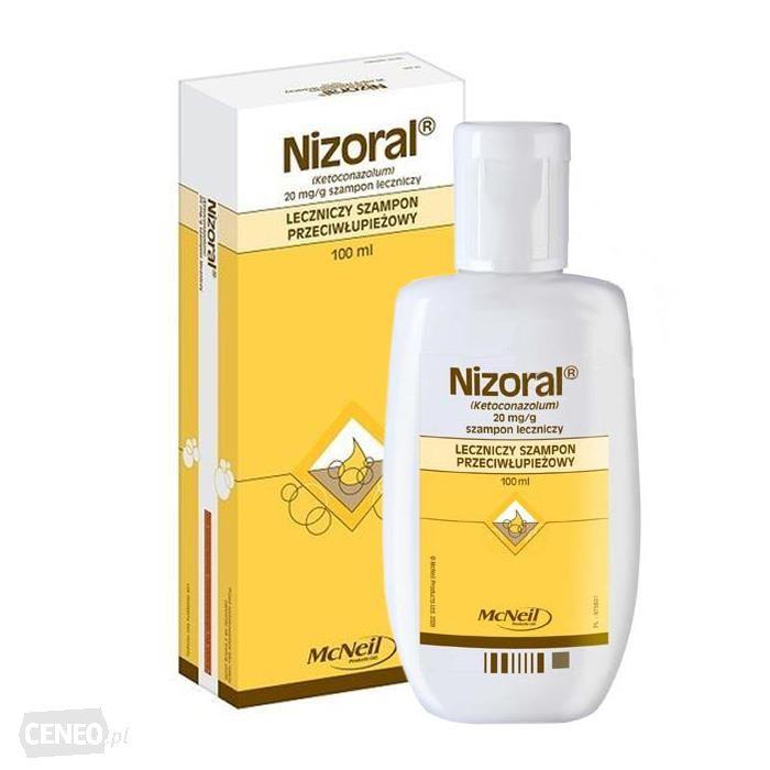 نيزورال شامبو Nizoral Shampoo لعلاج قشرة الشعر موسوعة دار الطب