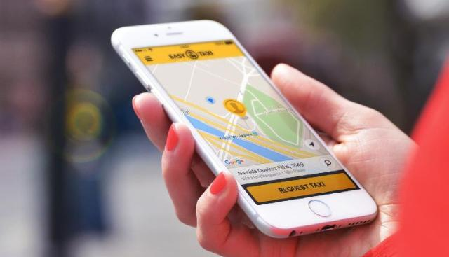 app like EasyTaxi