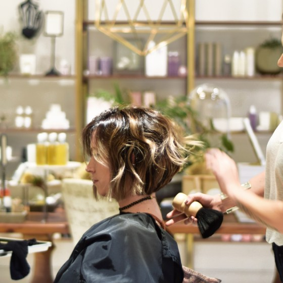 beauty salon business