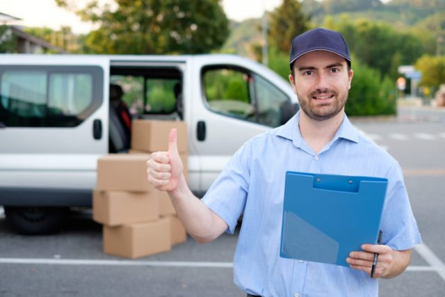 delivery business startup