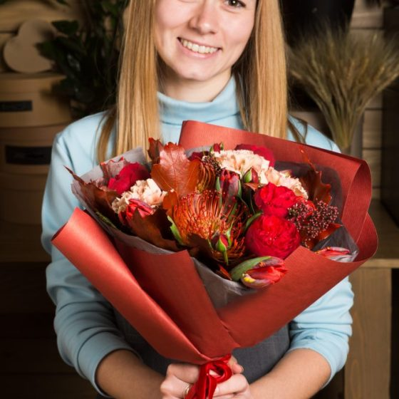 flower delivery business