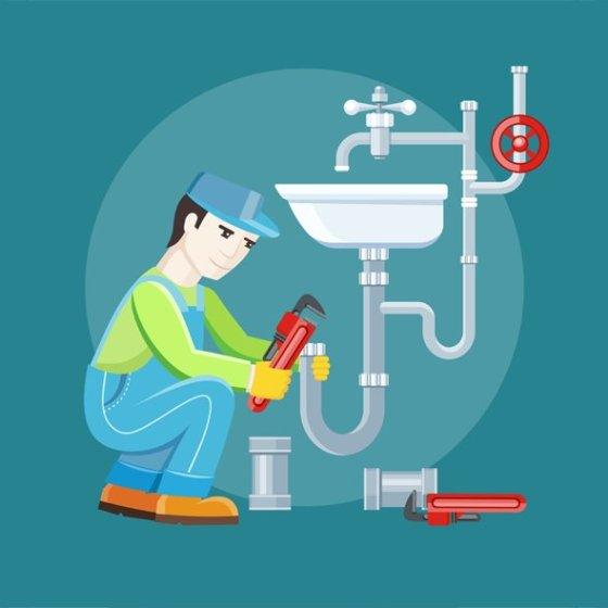 Plumber service business