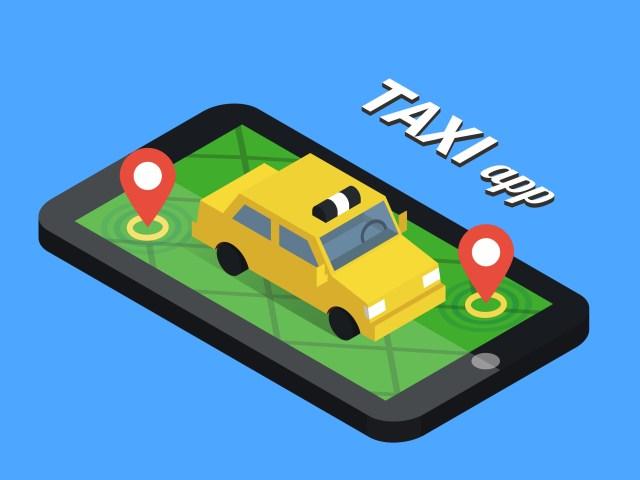 Taxi Service App
